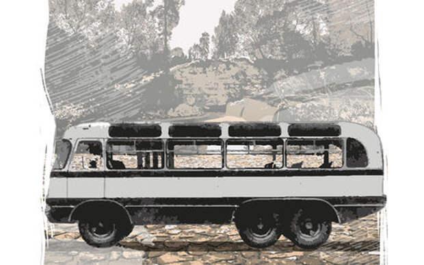 Автобус-внедорожник 6х6: неизвестные машины СССР