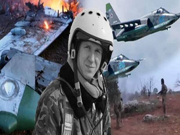 Роман Филипов, летчик Герой России. Источник изображения: