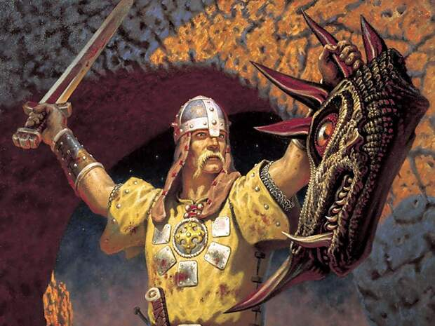 Победа Русов над детьми дракона 7526 лет назад