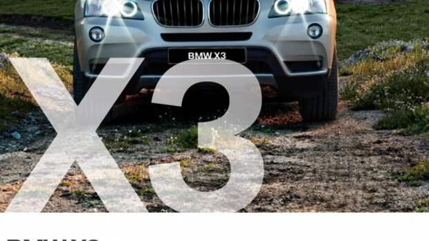 Названы цены обновленного BMW X3