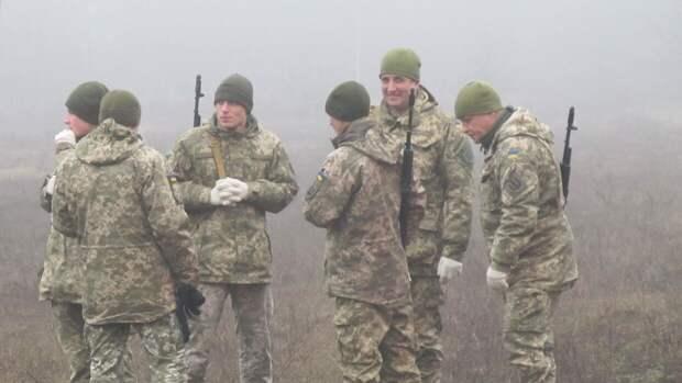 На Украине возмущены отношением молодежи к военной службе