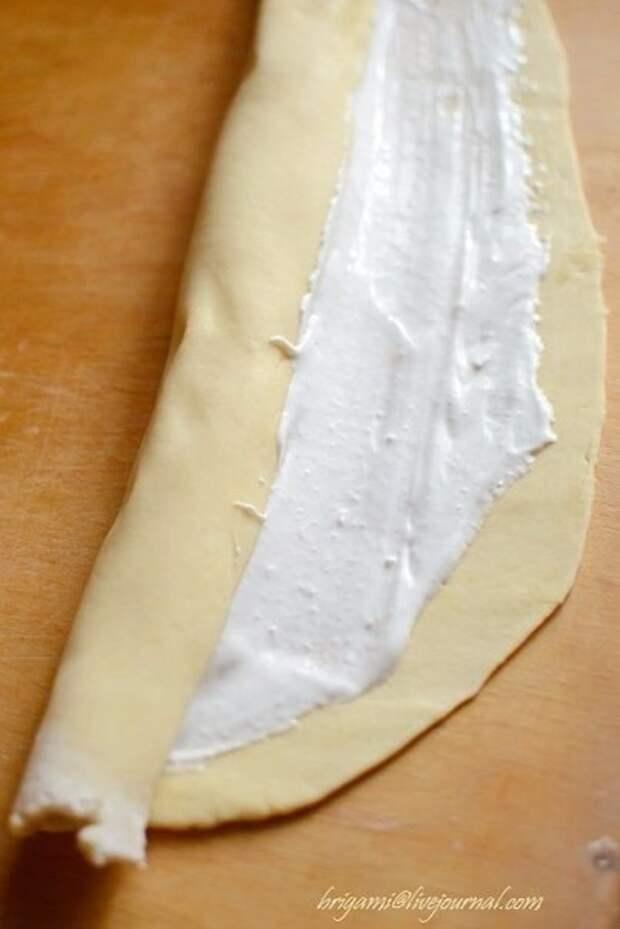 Фото к рецепту: Печенье розочки