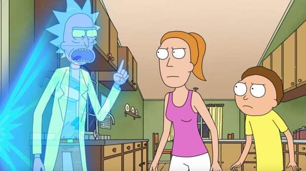 """Автор """"Рика и Морти"""" и телеканал Fox выпустят анимационный сериал на блокчейне"""