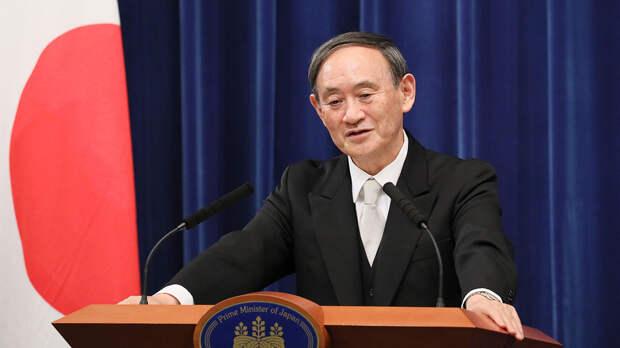 Премьер-министр Японии назвал отношения с Байденом доверительными