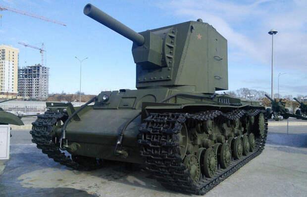 Танк КВ-2: почему у грозной советской машины была настолько большая башня