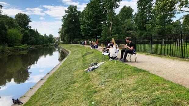 Депутаты попросили Смольный изменить проект планировки территории ради парка на Смоленке