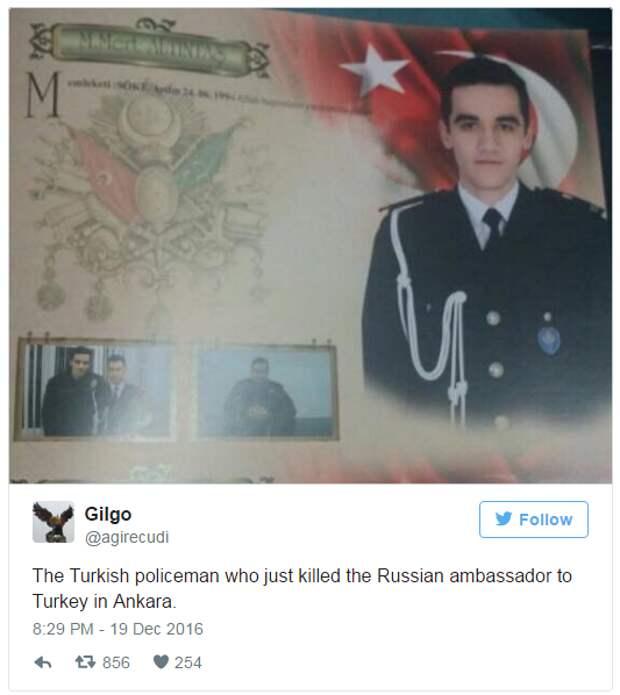 СМИ узнали об увольнении убийцы Карлова из полиции после мятежа