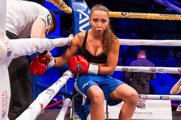 Российская боксёрша заступилась за Бузову и вызвала Губерниева на бой