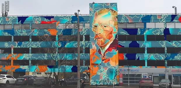Стрит-арт галерею под открытым небом откроют в районе Перово