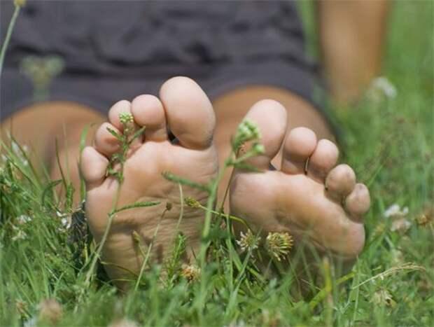 Упражнения для стоп: снимаем усталость и напряжение в ногах