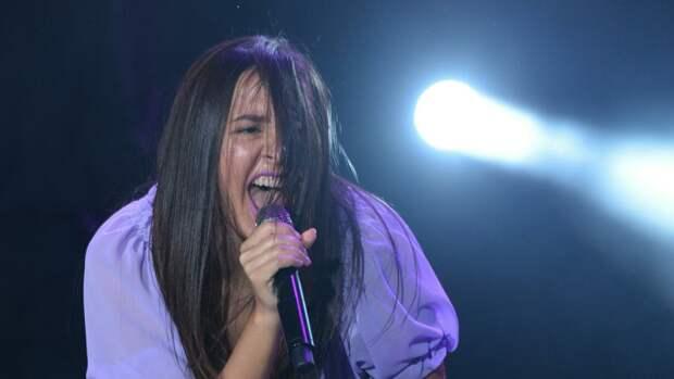Певица Манижа дебютировала на Евровидении