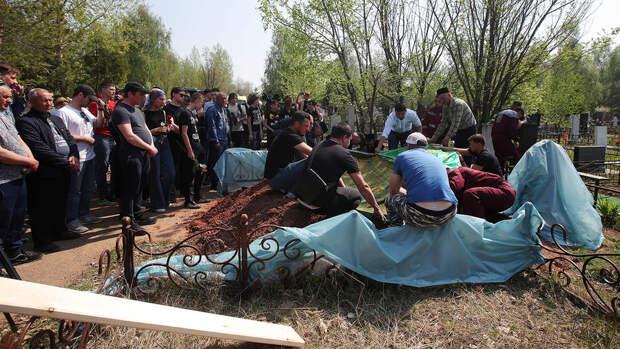 Ученица казанской школы рассказала о трагедии