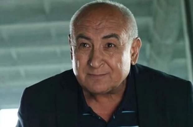 Умер актер из сериалов «Склифосовский» и «Нюхач» Шухрат Иргашев