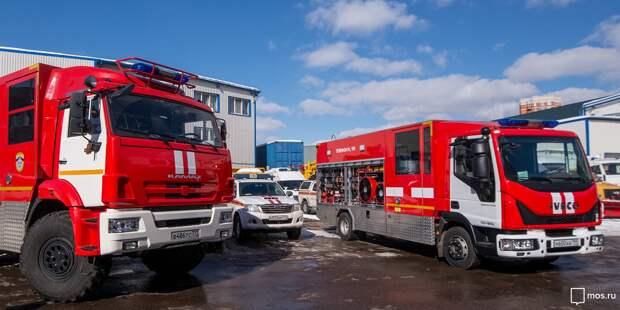 Пожар в квартире дома на Печорской ликвидировали до прибытия спасателей