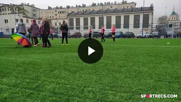"Турнир ""Moms Football Cup"" ко дню победы"