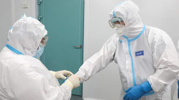 В Москве выявили суточный максимум заболевших коронавирусом с начала пандемии