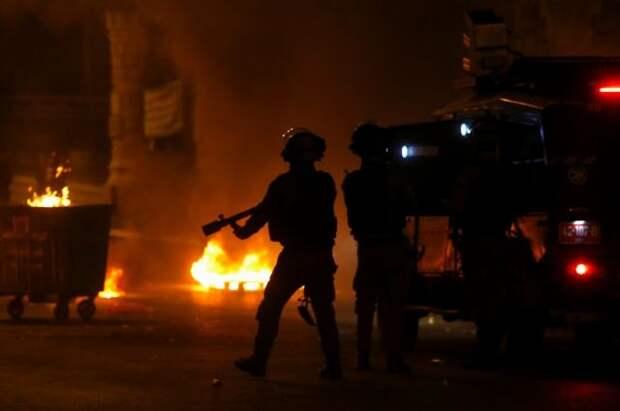 В Восточном Иерусалиме возобновились беспорядки