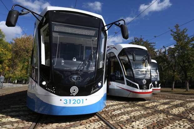 Ремонт трамвайных путей в Тимирязевском еще не окончен