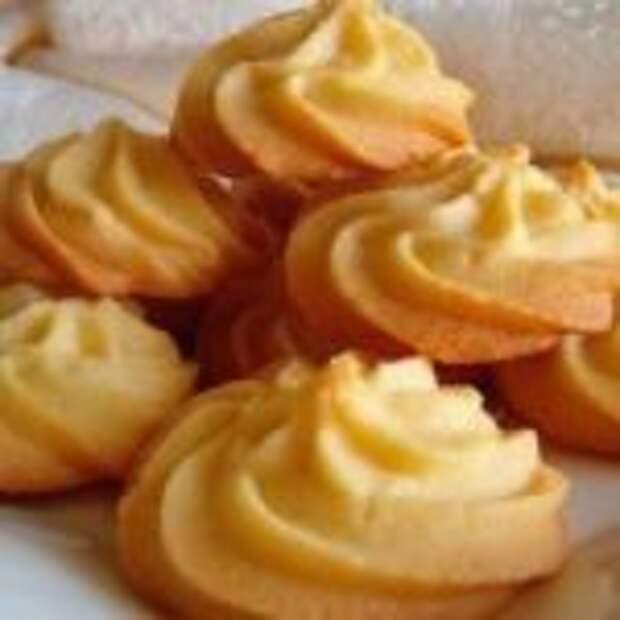 Нежное печенье «Тающий момент»