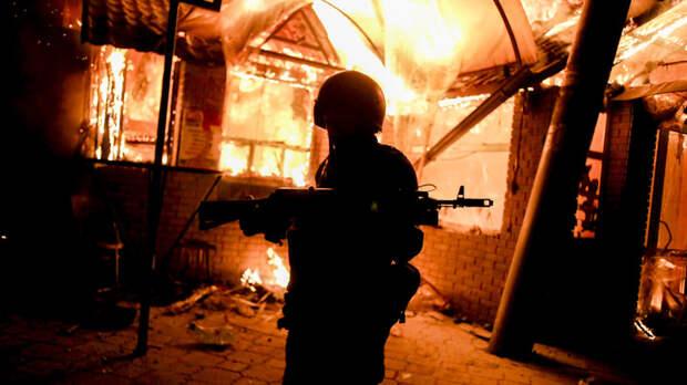 Она кричала: Я ранена! Каратели расстреляли дом пожилой дончанки за помощь ополченцам