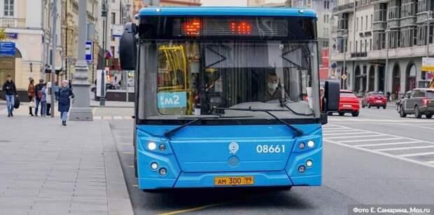 Введение транспортного каркаса позволило улучшить качество воздуха в Москве. Фото: Е. Самарин mos.ru