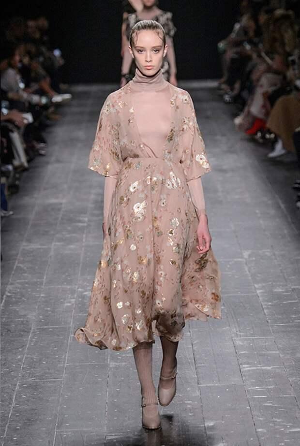 Осенне-зимняя коллекция Valentino 2016