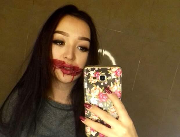 Саечка за испуг — как россияне подготовились к празднование Хэллоуина?
