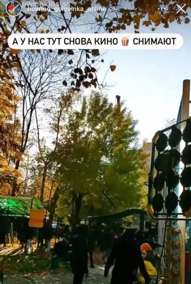 В парке Дружбы прошли съемки музыкального клипа рэпера