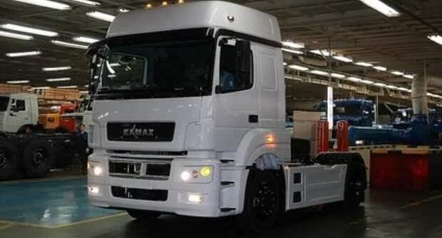 КАМАЗ в апреле увеличил производство на 24%
