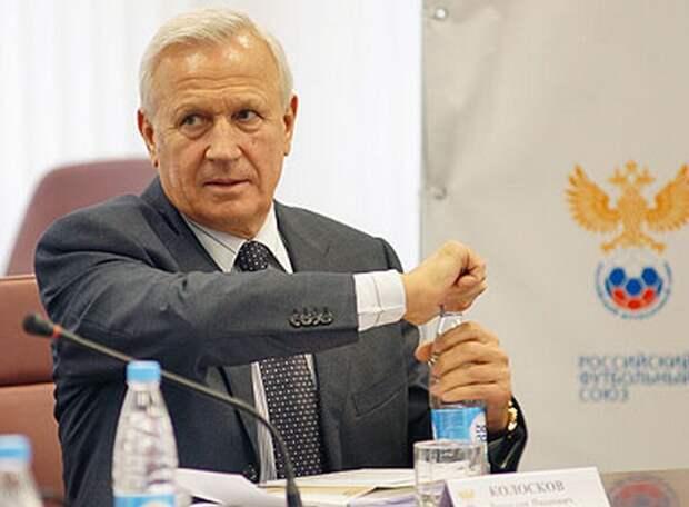 Вячеслав КОЛОСКОВ: В сборной рядом с Дзюбой нет Азмуна. В этом и есть главная проблема