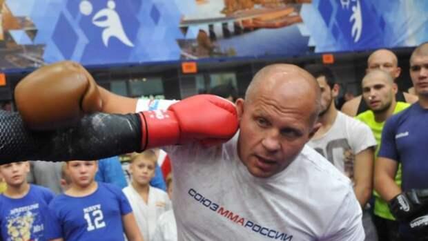 Стало известно о завершении спортивной карьеры Федора Емельяненко