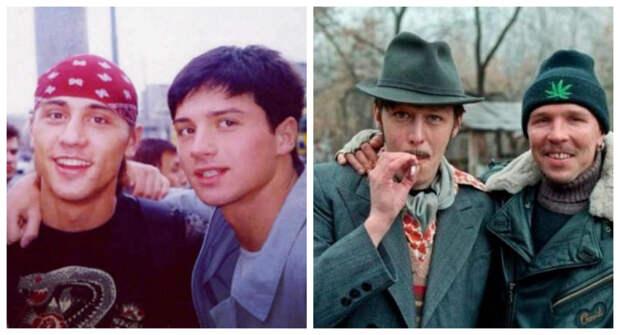 Как выглядели российские знаменитости в 1990‑х