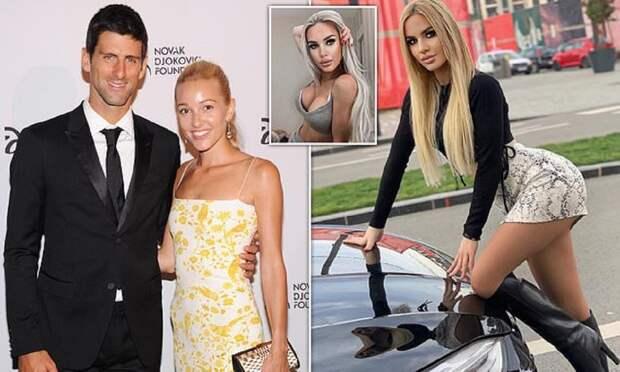 Сербская красавица отказалась компрометировать знаменитого земляка