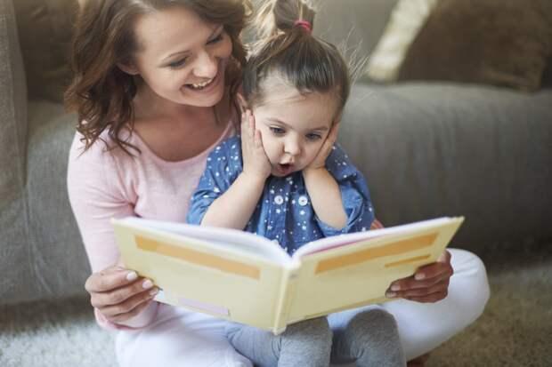 Как чтение сказок развивает речь ребёнка?