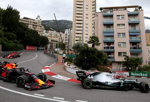 В Mercedes считают Red Bull Racing фаворитом Гран При Монако