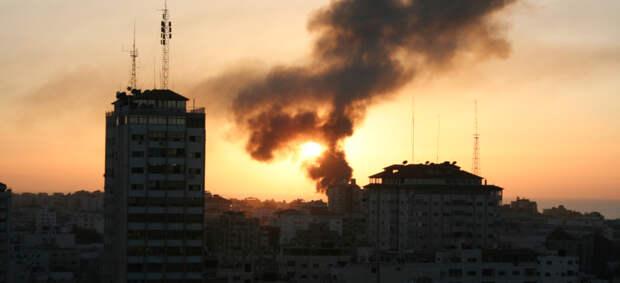 Израиль и ХАМАС обменялись ночными ударами