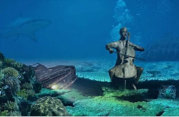 7 самых загадочных находок в истории подводной археологии