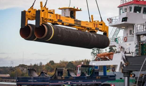 Строительство «Северного потока-2» возобновилось