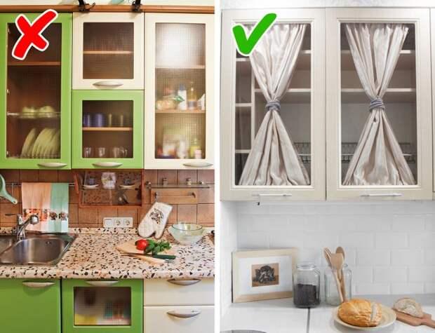 8 приемов, с которыми кухня будет выглядеть как с обложки