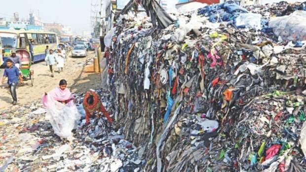 5 фактов о том, как богатые страны выбрасывают весь мусор в Африку