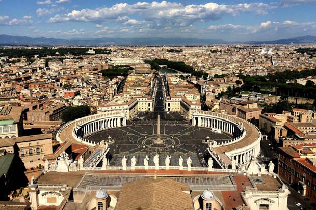 Зеленский посчитал Ватикан идеальным местом для встречи с Путиным