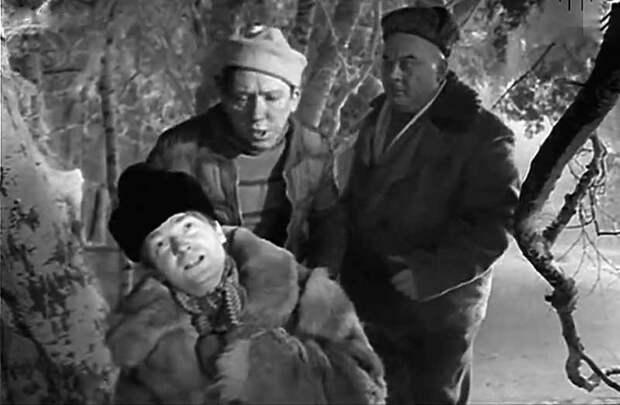 Сказки русского леса (1966). Моргунов, вицин, история, никулин, факты