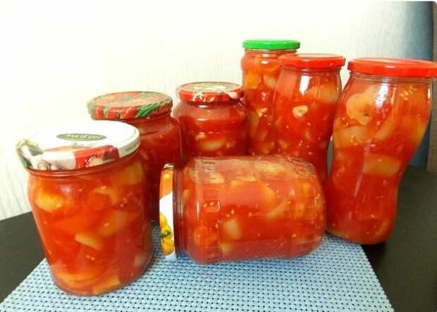 Классический рецепт любимого лечо по-венгерски