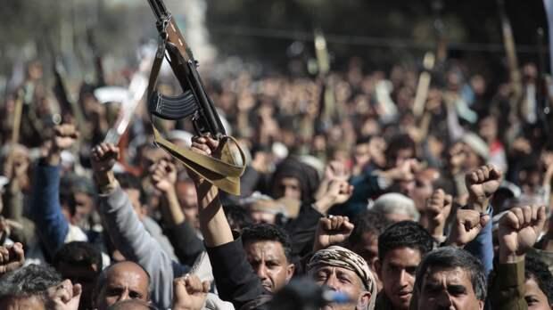 Саудовская коалиция сбила боевой дрон йеменских хуситов