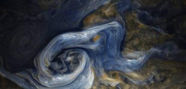 Юпитер на близком расстоянии