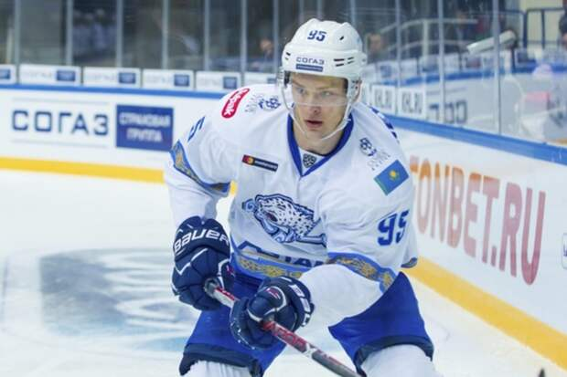 Шевченко перешел в «Авангард» из «Барыса» в обмен на денежную компенсацию