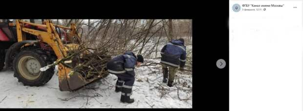 Сотрудники Канала имени Москвы ремонтируют электрооборудование