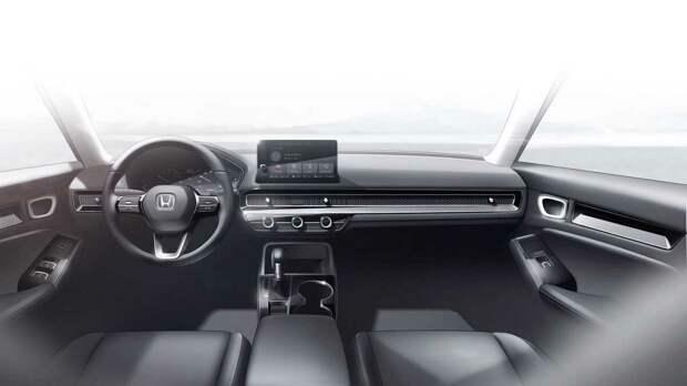 Прототип Honda Civic 2022: смелый внешний вид, новейшие технологии, безопасность.