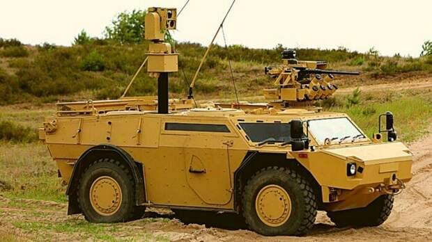 Топ-10 самых безумных военных машин в мире