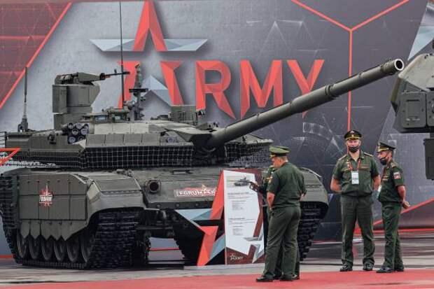 Форум «Армия-2020»: дорогу роботам